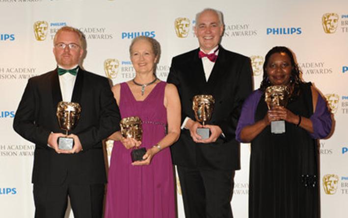Tru Vision Team BAFTA
